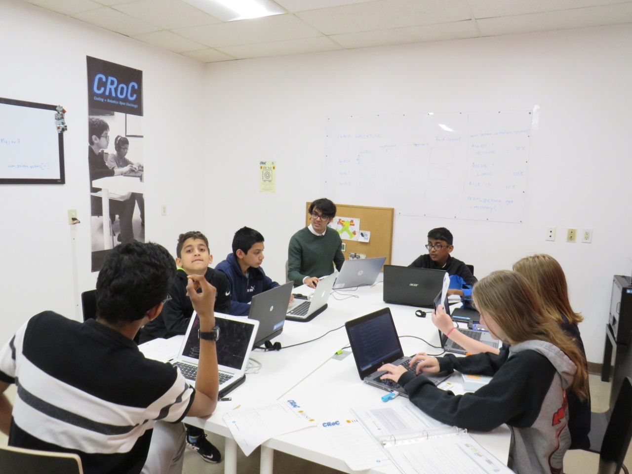 CRoC Coding Hackathon
